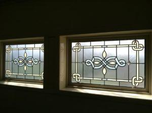 Hallway Windows